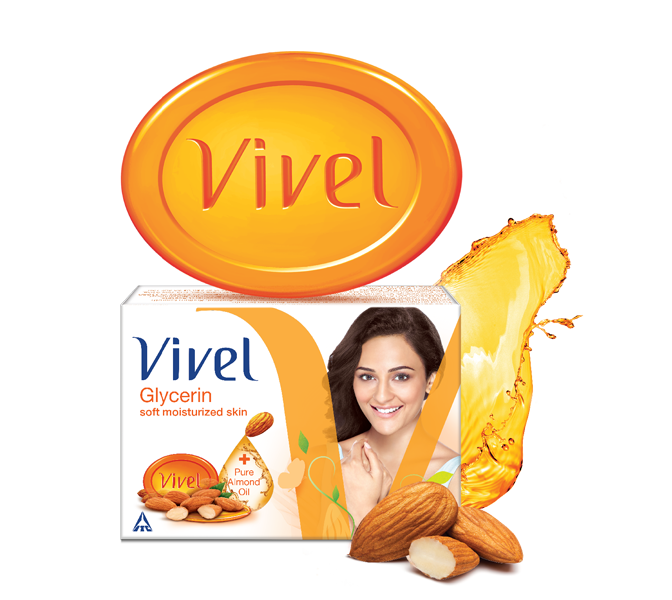Vivel | Soft Skin Care | Beauty Soaps | Glycerin